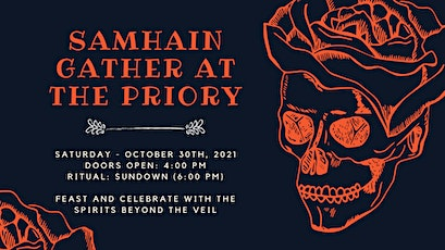 Samhain Gather at the Priory tickets