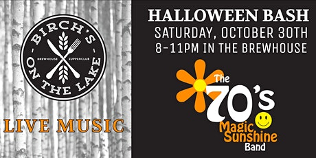 70's Magic Sunshine Halloween Bash in the Brewhouse tickets