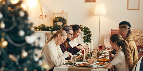 Managing Family Stress Around the Holidays tickets