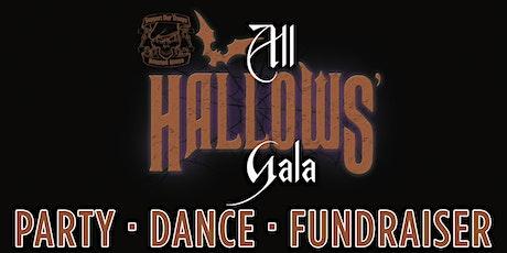 ALL HALLOWS' GALA Halloween Party, Dance & Fundraiser tickets
