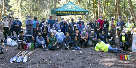 Volunteer with Vive NW at the Mt. Hood National Forest! tickets