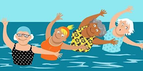 Danbury Aquatics October Water Aerobics tickets