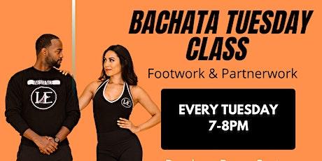 Bachata Tuesday Class OCTOBER tickets