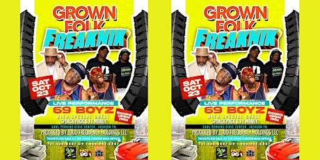 FreakNik Fest tickets