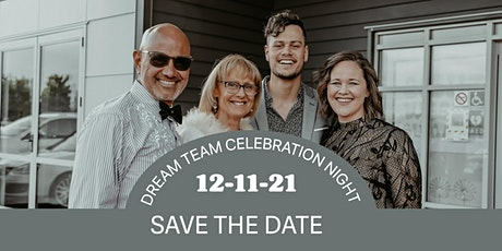 Dream Team Celebration Night tickets