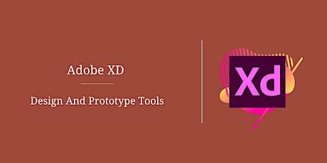 Adobe Xd – Design And Prototype Tools tickets