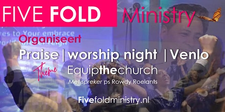 Fivefoldministry - Praise & Worship Night tickets