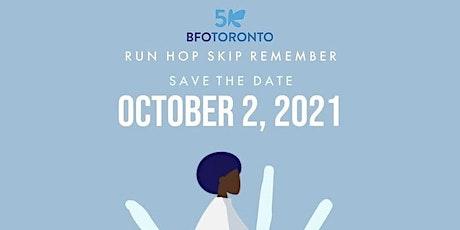 5K Memorial Run 2021 tickets