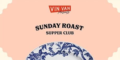 Vin Van Sunday Roast tickets