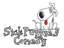 Sick Puppies Comedy Classes logo