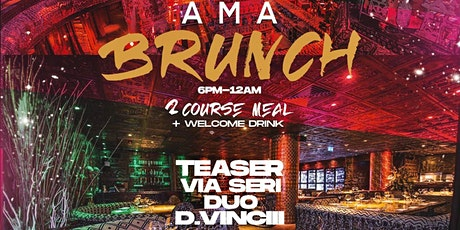 AMA Brunch   Amapiano Deep + Soulful House tickets