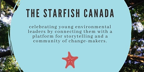 Meet the Starfish Youth Environmentalists in BC tickets