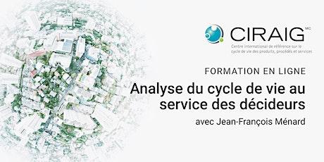 L'analyse du cycle de vie (ACV) au service des décideurs billets