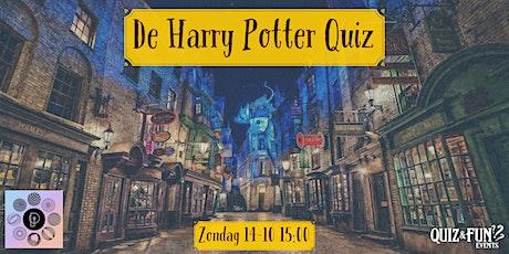 De Harry Potter Quiz  | Antwerpen tickets