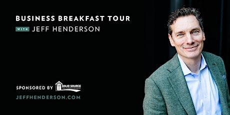 Rochester Business Breakfast tickets