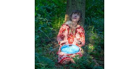 Weaving together a magical Soundbath with suprime suprise. Edinburgh billets