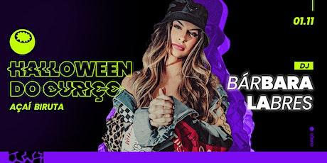Halloween do Ouriço com Bárbara Labres ingressos