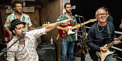 Luciano Leães Trio e Paulinho Guitarra