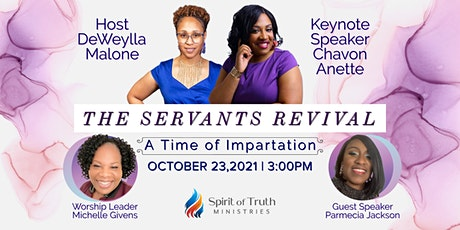 The Servants Revival tickets