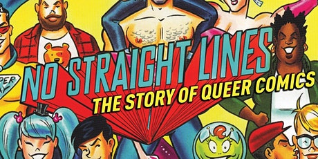 MFF21 // Rise of Queer Comics [ONLINE ACCESS] tickets