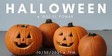 Halloween Party @ 1800 El Pomar tickets