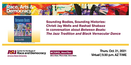 Sounding Bodies, Sounding Histories: Christi Jay Wells and Rashad Shabazz tickets