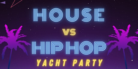 Good Night Out Presents: House vs Hip Hop Yacht Party (21+) tickets
