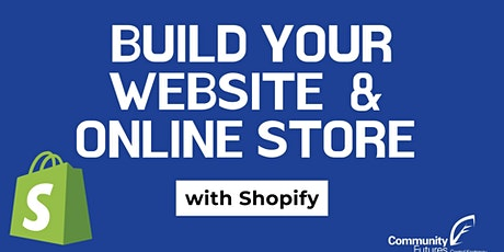 Building Your Online Store with Shopify.com tickets