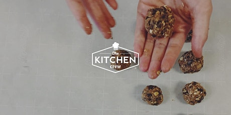 Kids Cooking Class - Applesauce, Oatmeal Bites, and Chicken Salad Sliders tickets