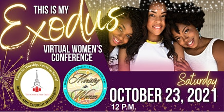 Bethel Ministry To Women Virtual One Day Conference tickets