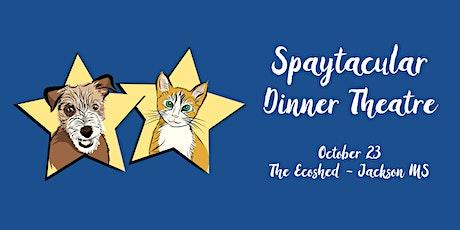Spaytacular Dinner Theatre tickets