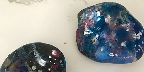 Rock Painting Workshop FRI 22 Oct 3 - 4:30pm Sponsored by Lane Cove Council tickets
