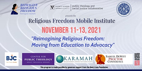 Reimagining Religious Freedom: Moving From Education to Advocacy tickets