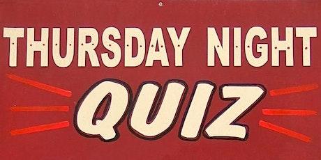 Online Quiz Night tickets