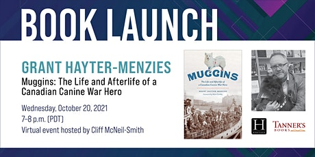 Book Launch: Muggins by Grant Hayter-Menzies tickets