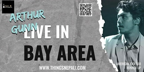 Arthur Gunn Live in Bay Area tickets