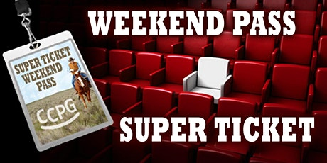 Weekend Pass / Super Ticket 2022 tickets
