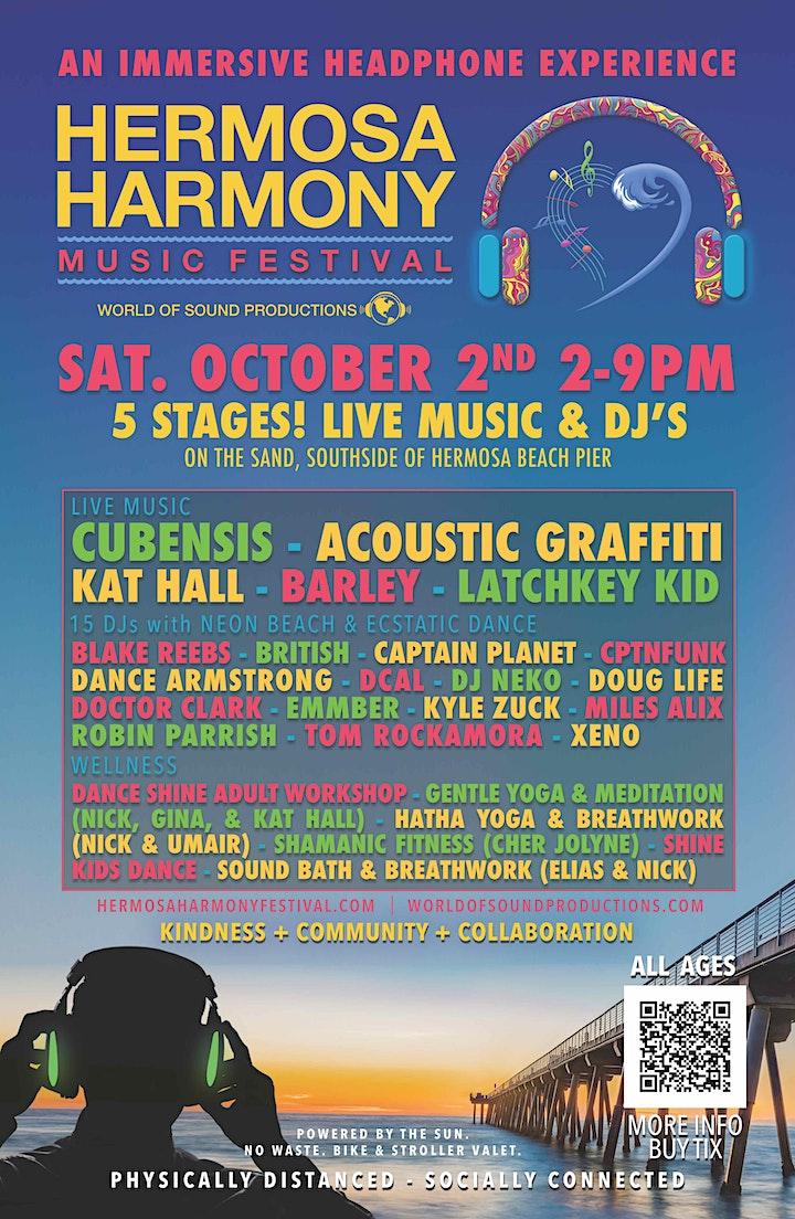 Hermosa Harmony Festival image