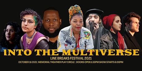 PASSING THE MIC FESTIVAL 2021: INTO THE MULTIVERSE tickets