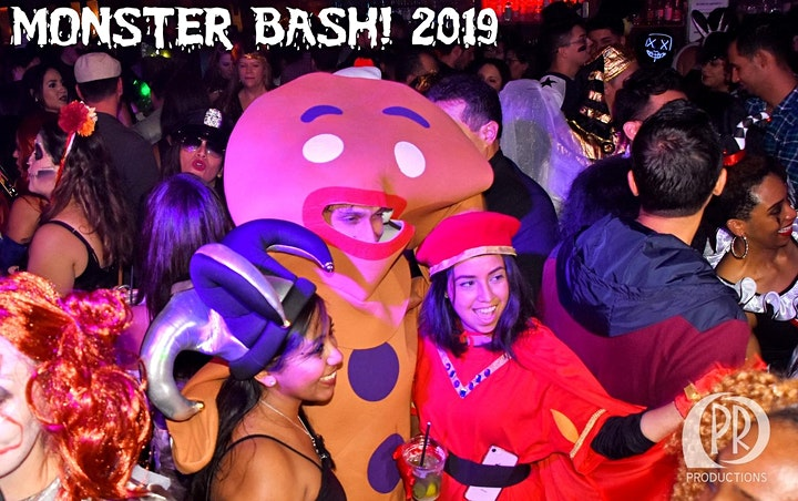 MONSTER BASH 2021 - Halloween Party image