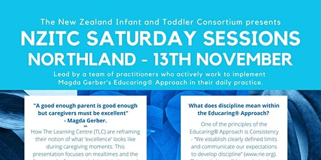 NZITC Saturday Sessions - Northland tickets