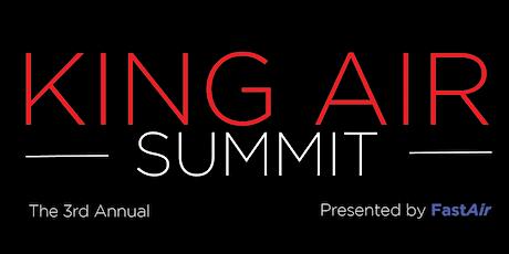 King Air Summit Canada 2022 - SPONSOR Registration tickets