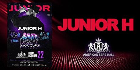 JUNIOR H tickets