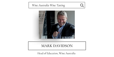Sustainability in Wine: Wines of Australia Wine Tasting tickets