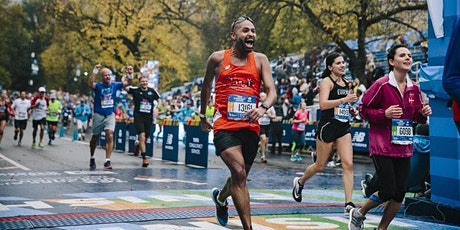 TCS New York City Marathon Course Strategy tickets