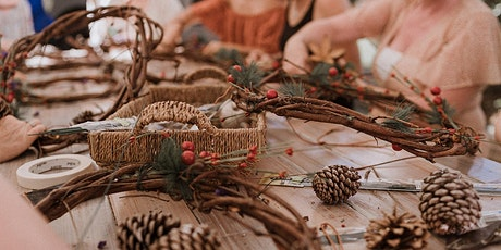 Christmas Wreath Workshop BLM X Summers Dreaming tickets