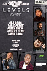 LEVELS COMEDY tickets