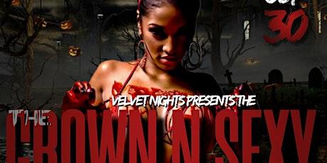 Velvet Nights Halloween Party tickets