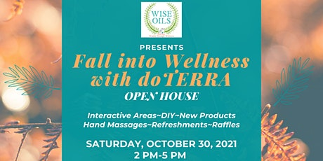 Fall into Wellness with doTERRA tickets