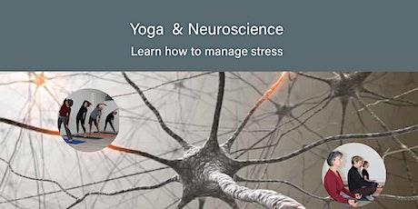 Yoga  & Neuroscience tickets